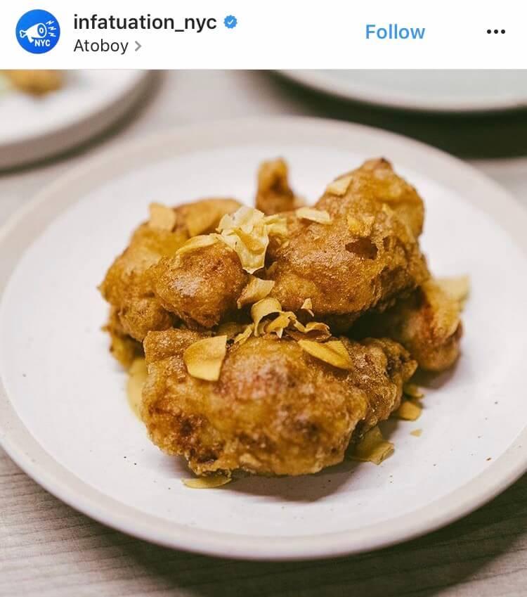 2) Atoboy's Fried Chicken: